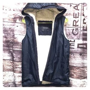 Zara basic vest/ jacket liner.